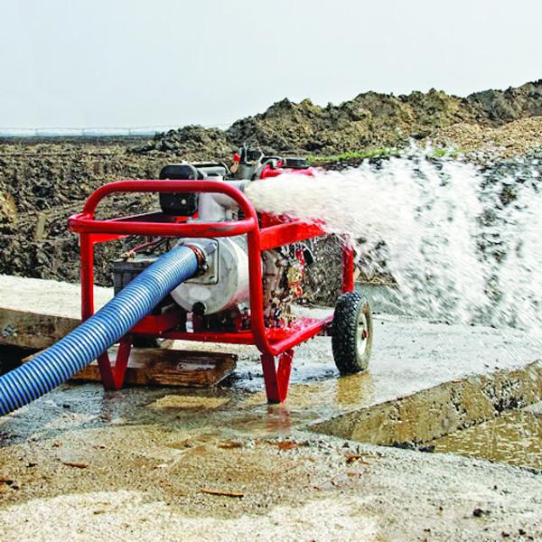Pompe per acque