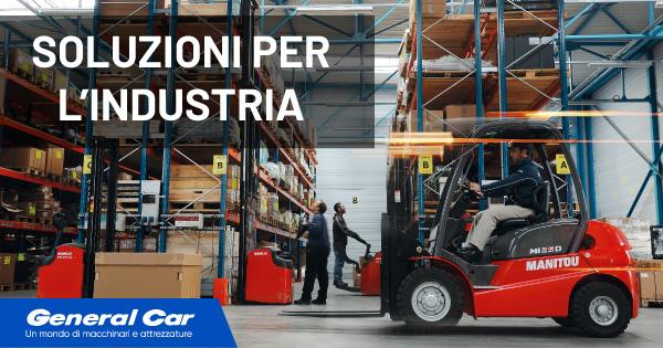 General Car offre numerose soluzioni per l'industria